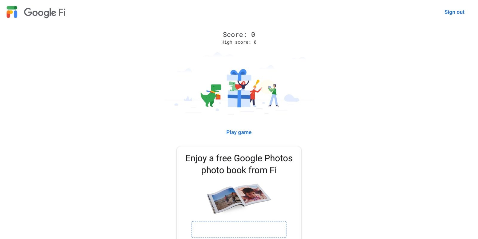google fi gifting subscribers one free photo book from google photos