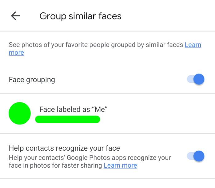 Google Photos facial recognition privacy lawsuit
