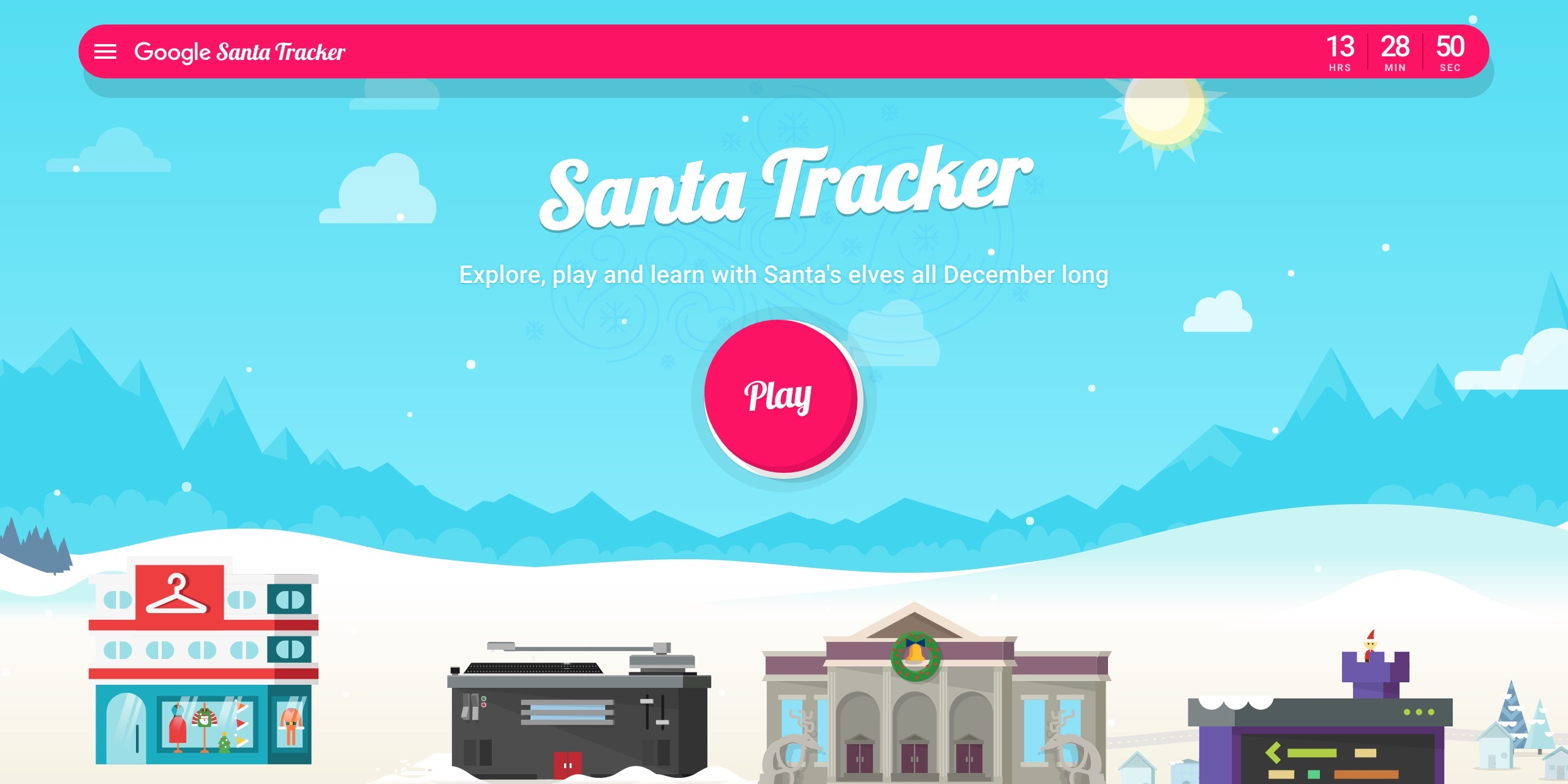 How to follow Santa on Christmas Eve with Google Santa Tracker, Google Home, & Android