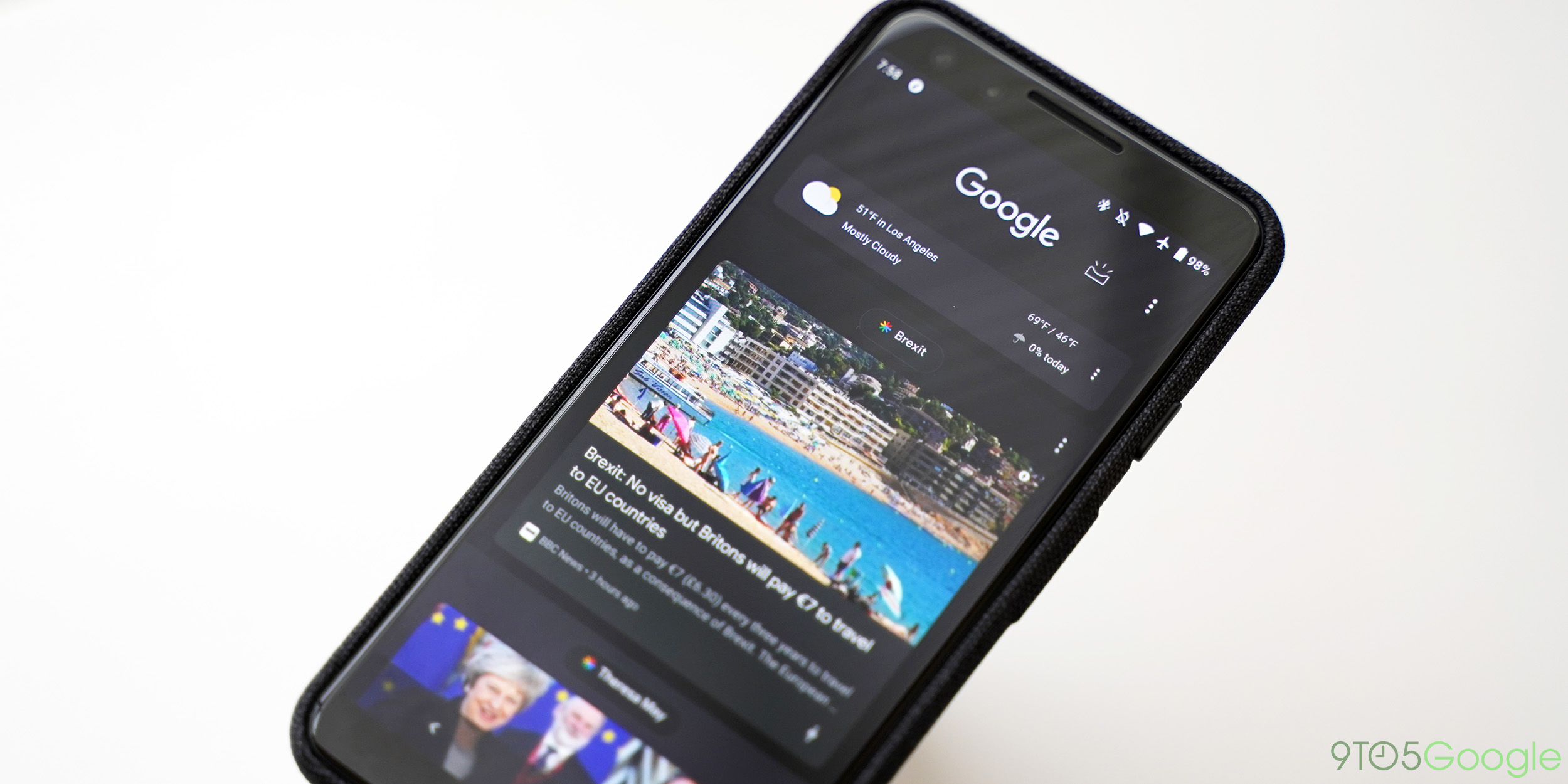 Die Top-Storys dieser Woche: Google Discover dark, Chrome OS 71, Android trifft Fuchsia, mehr