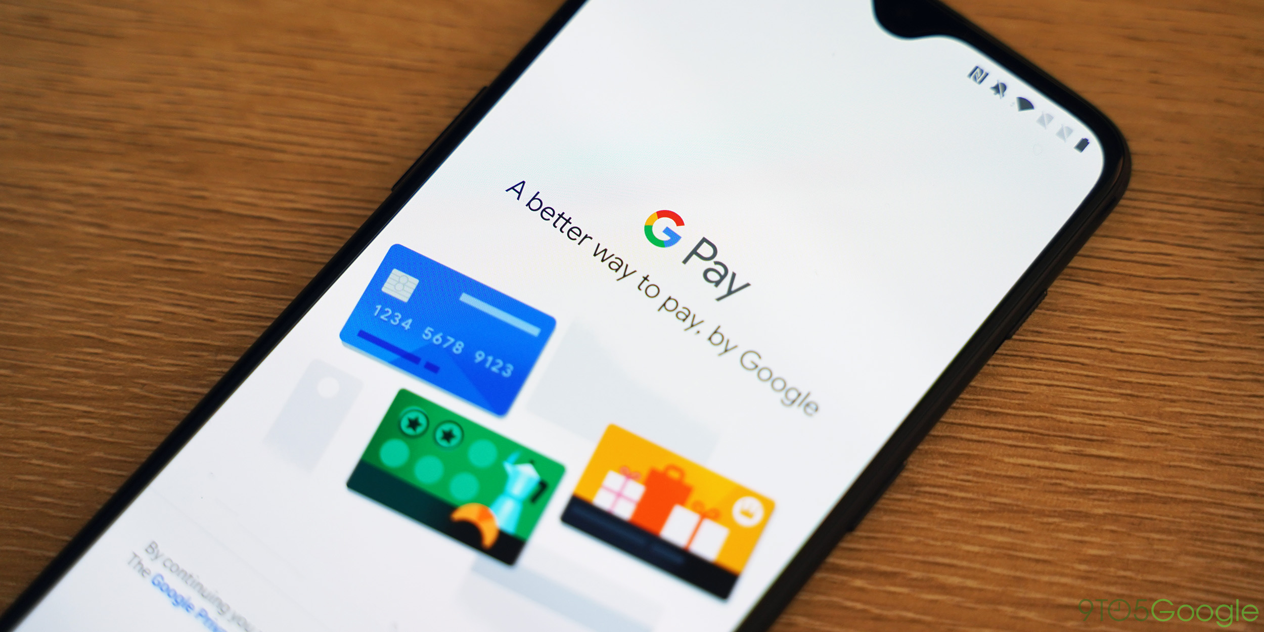 [Update: 4 more] Google Pay adds support for 16 more banks in the US, including E*Trade