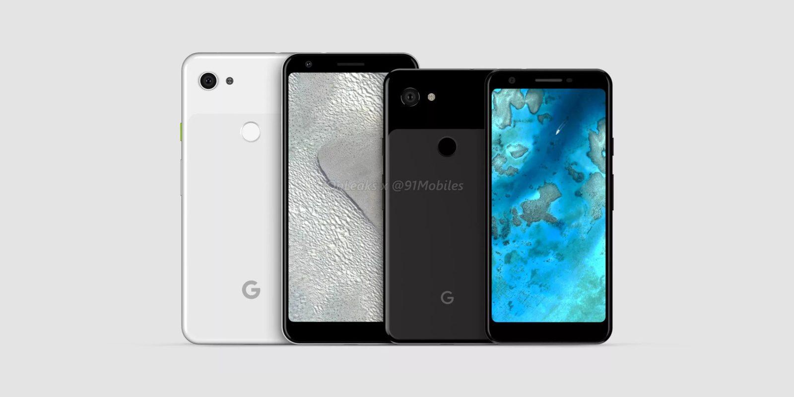 Google Pixel 3A dan 3A XL