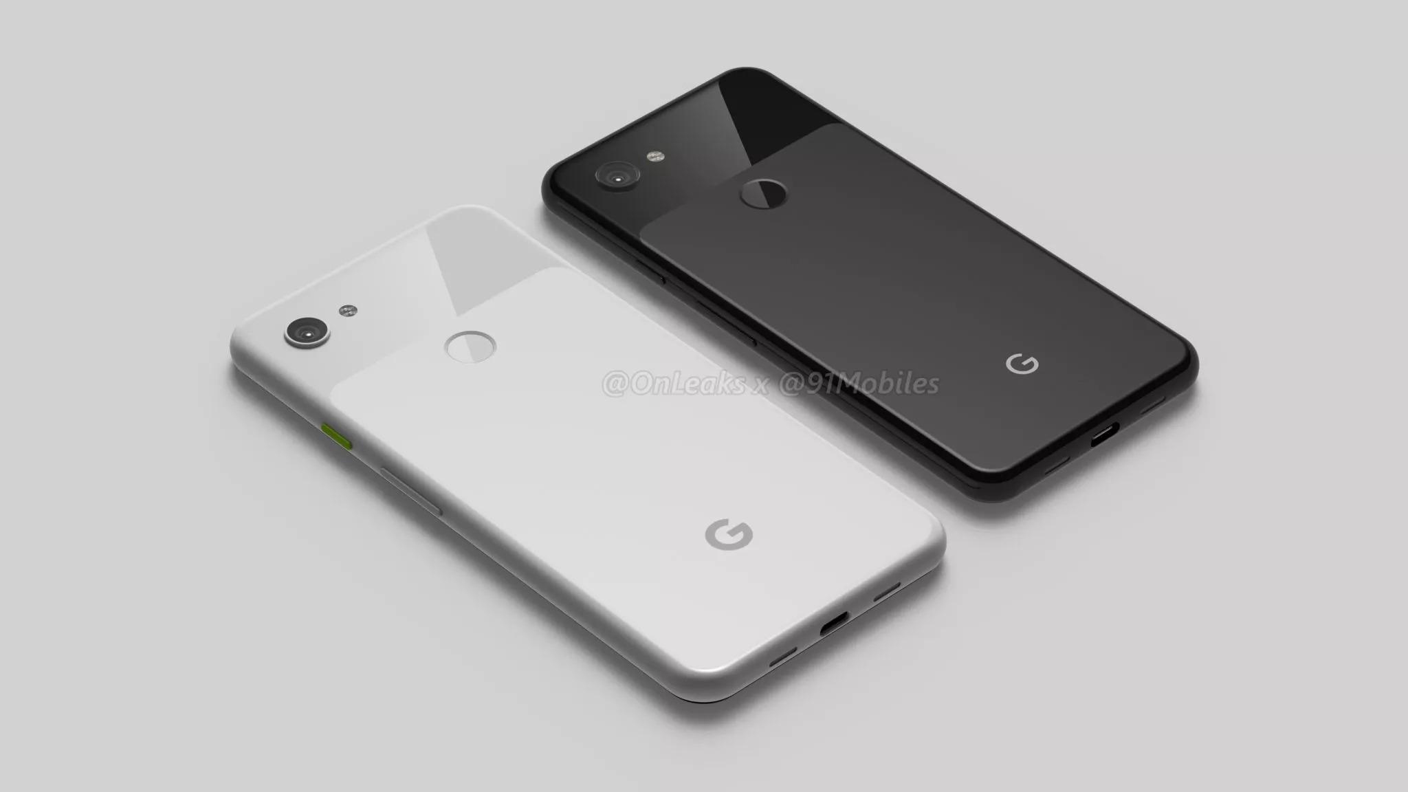 """Quelle: """"Google Pixel 3a"""" und """"3a XL"""" sind die neuen mittleren Pixel mit 5,6- und 6-Zoll-Displays"""