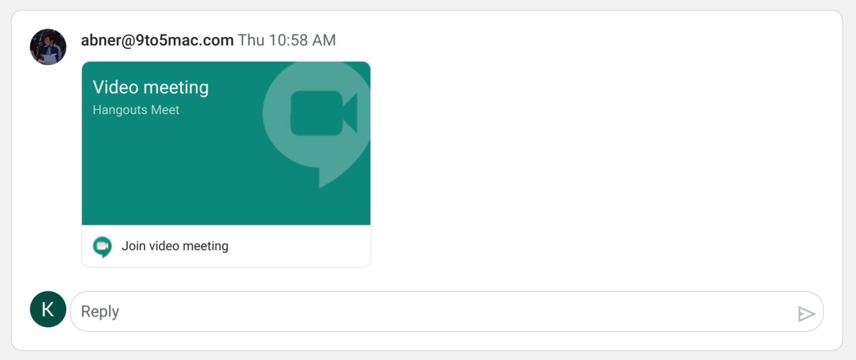 Hands On Hangouts Chat Can T Replace Classic Hangouts Yet
