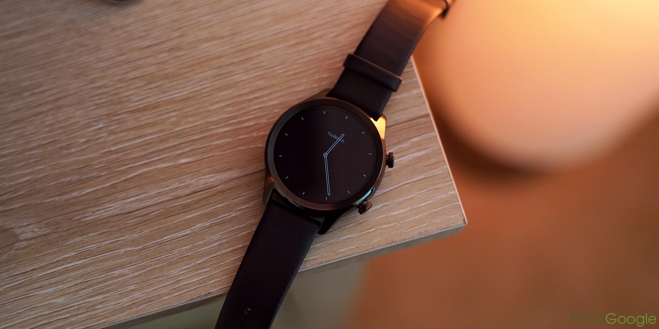 ticwatch c2 wear os