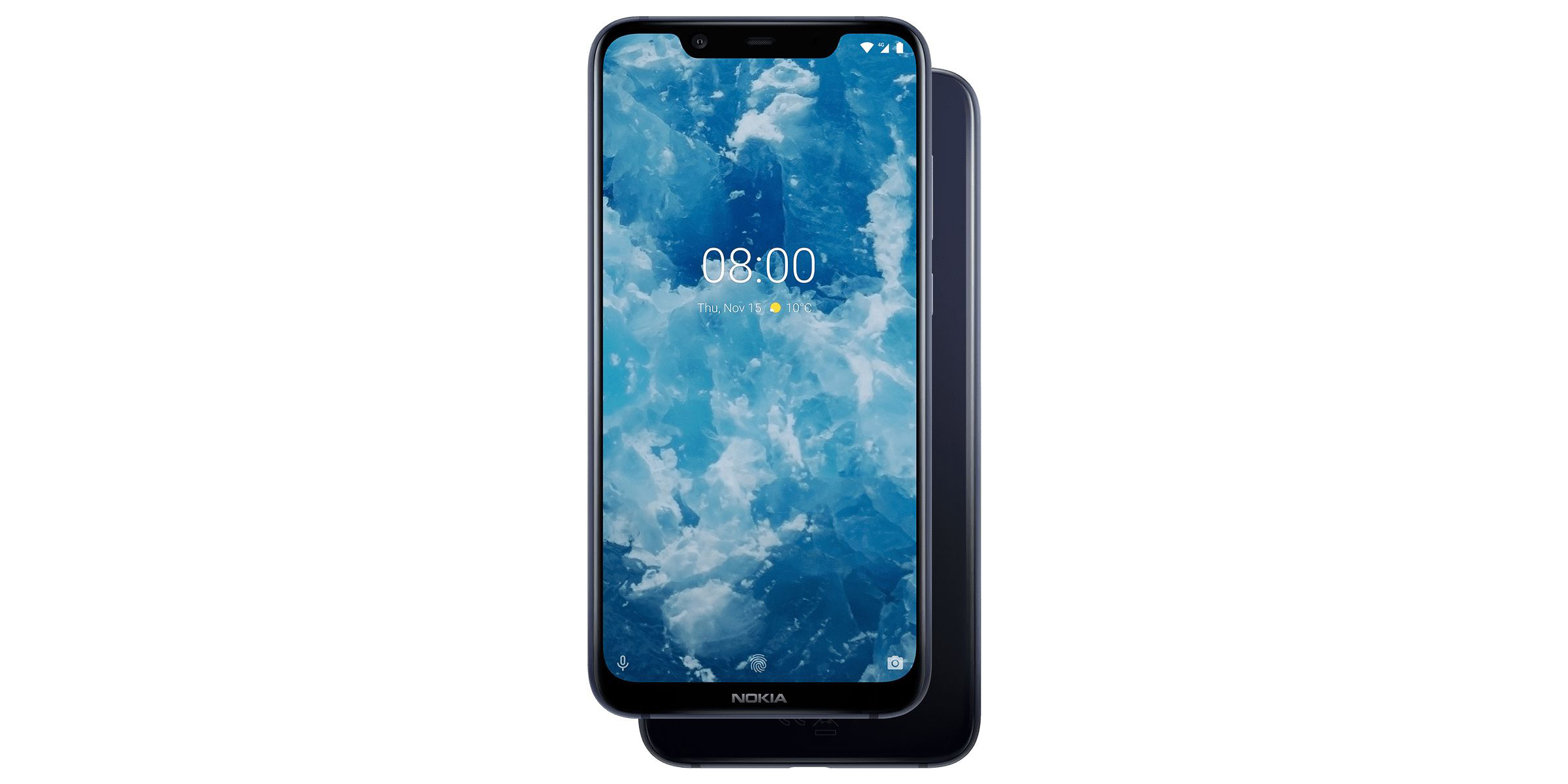 Image result for nokia 8.1