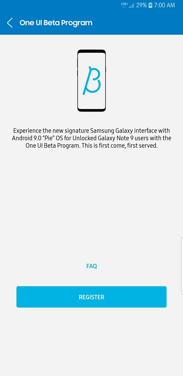 How to sign up for Galaxy Note 9 Android Pie One UI beta - 9to5Google