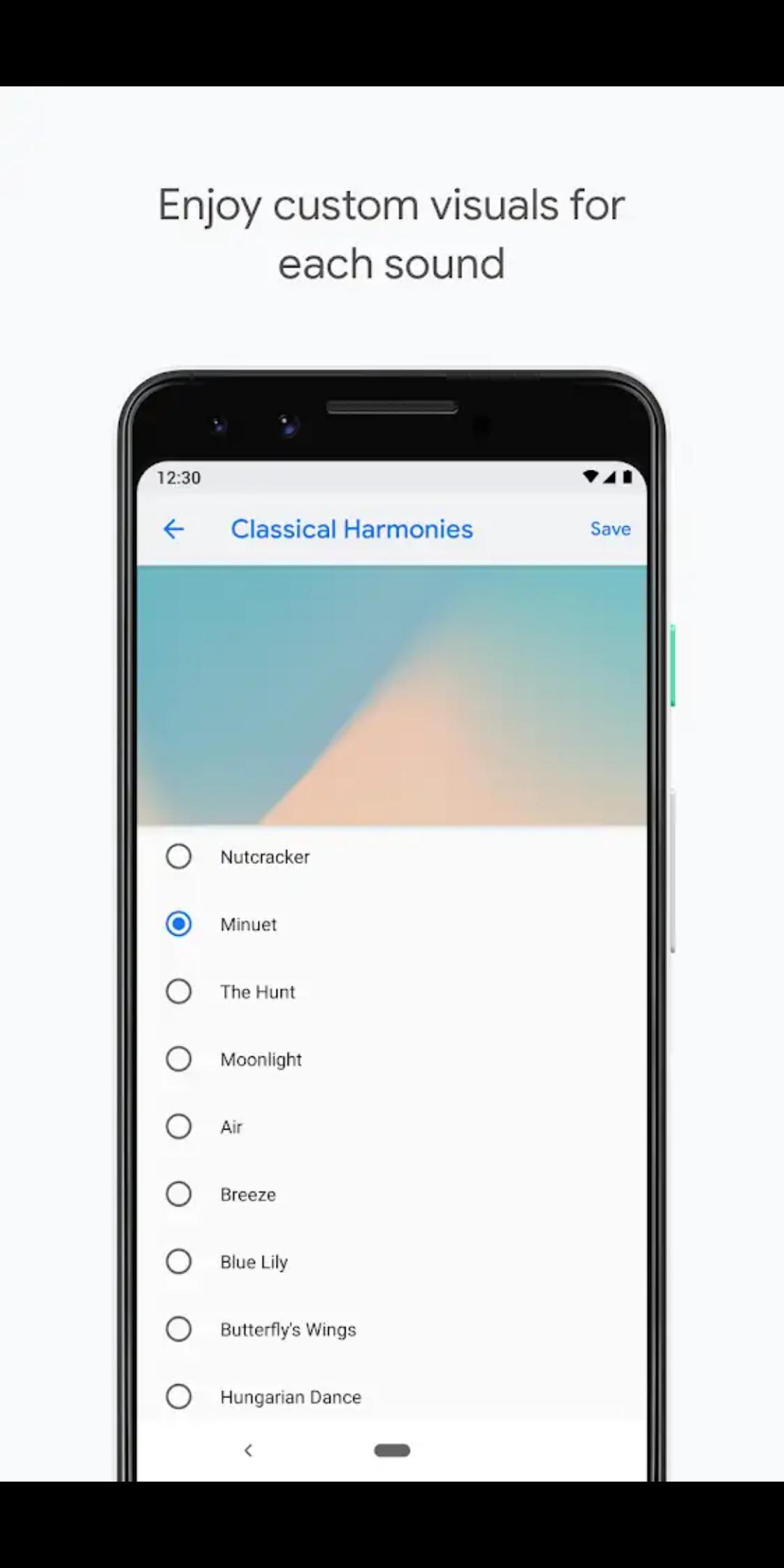 Google uploads Pixel 'Sounds' app to Play Store, reveals