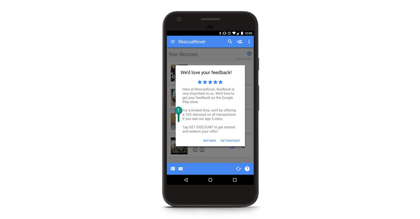 Play Store's anti-spam removes millions of reviews per week - 9to5Google