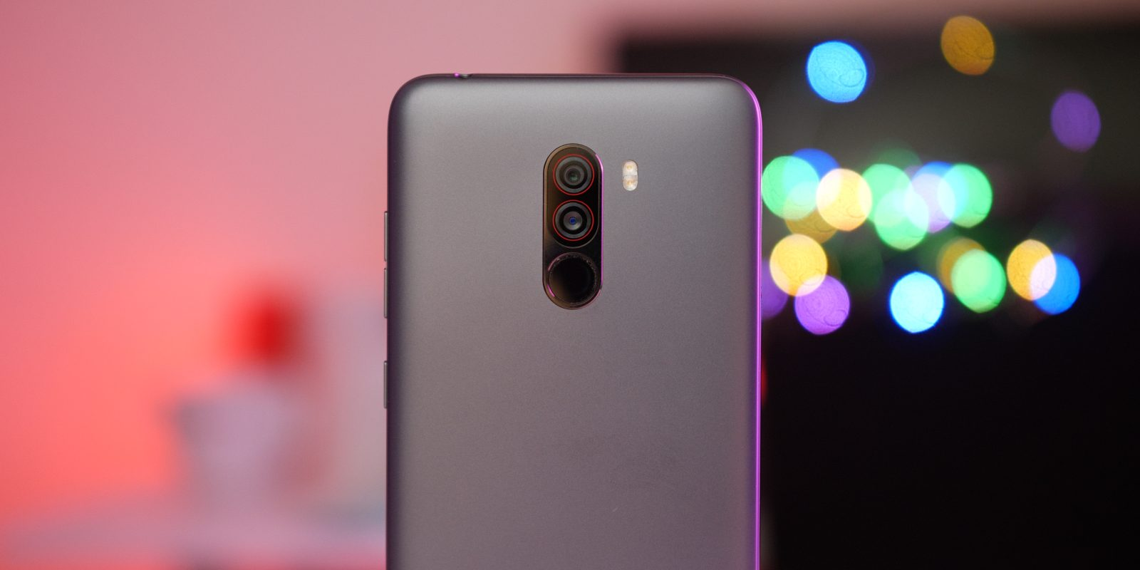 Pocophone F1 can now record 4K 60FPS via software beta
