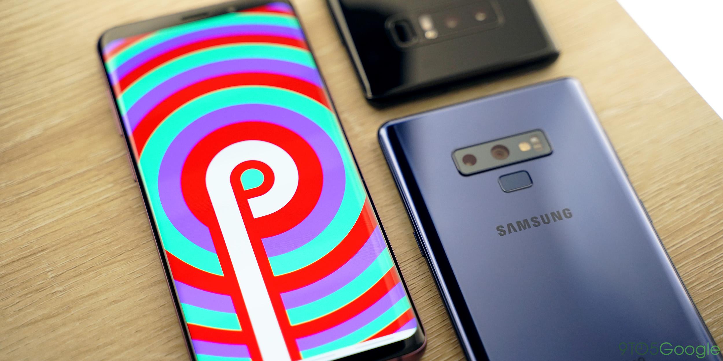 [Update: Neue Daten, mehr Geräte] Hier ist zu erwarten, wann Android Pie-Updates auf 25 Samsung-Geräten einschließlich Galaxy S8, Note 8 und mehr zu erwarten sind