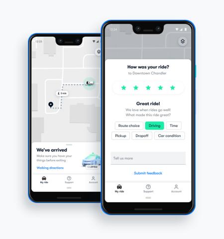 Waymo One is Alphabet's public self-driving car service