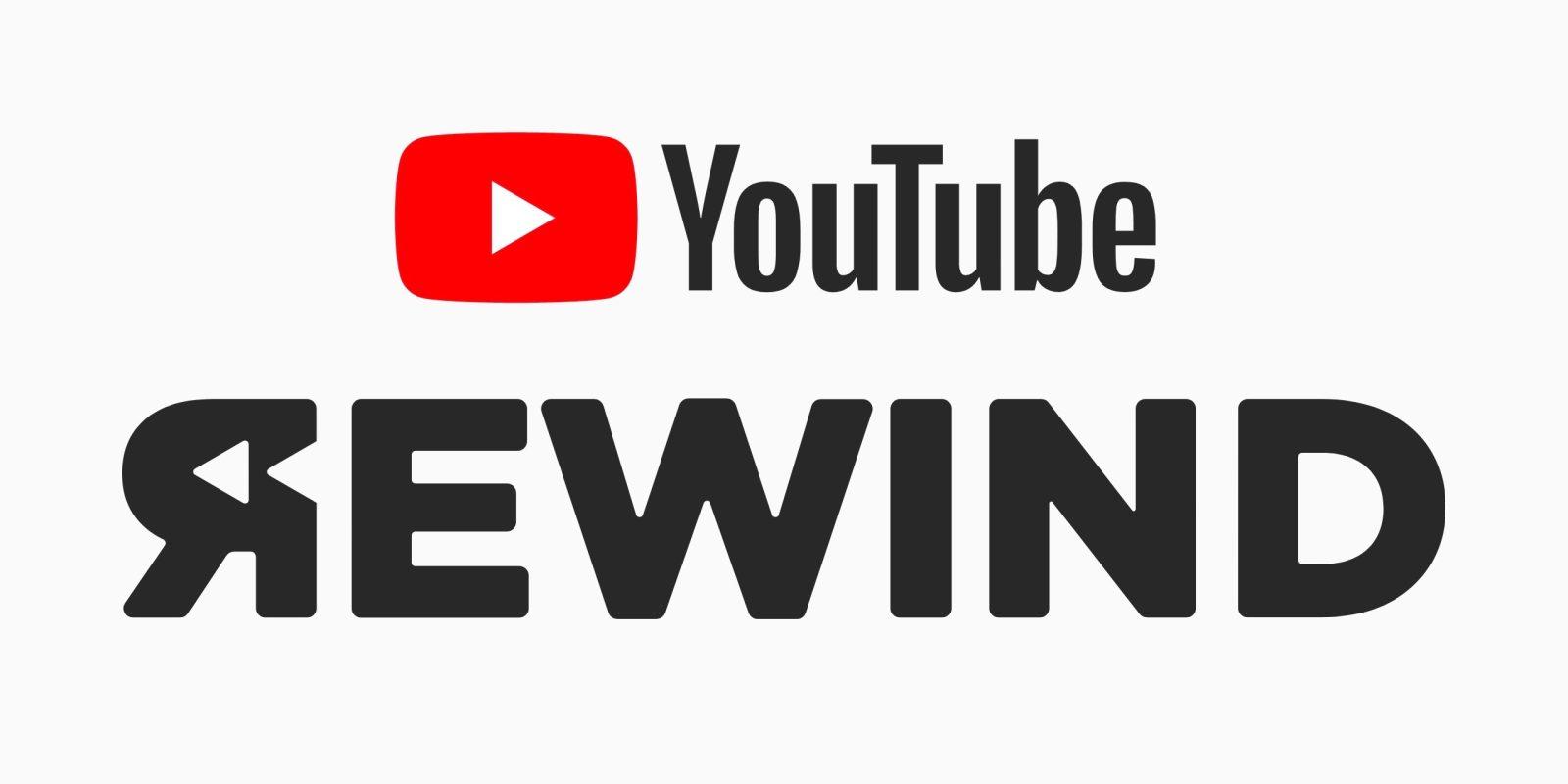 Youtube Rewind 2018 Recaps The Year Reveals Top Trending Videos 9to5google