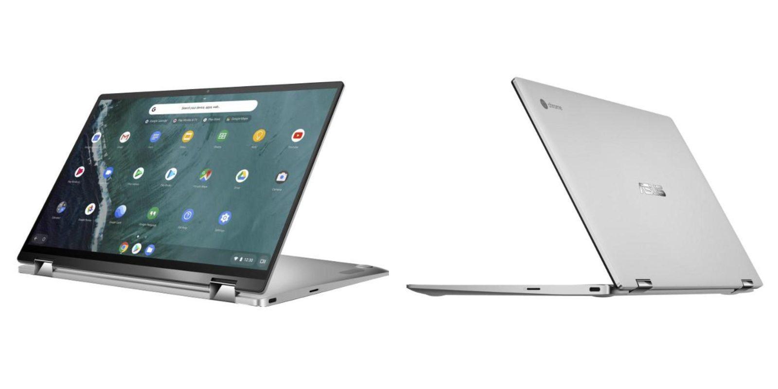Asus announces Chromebook Flip C434 w/ premium metal body