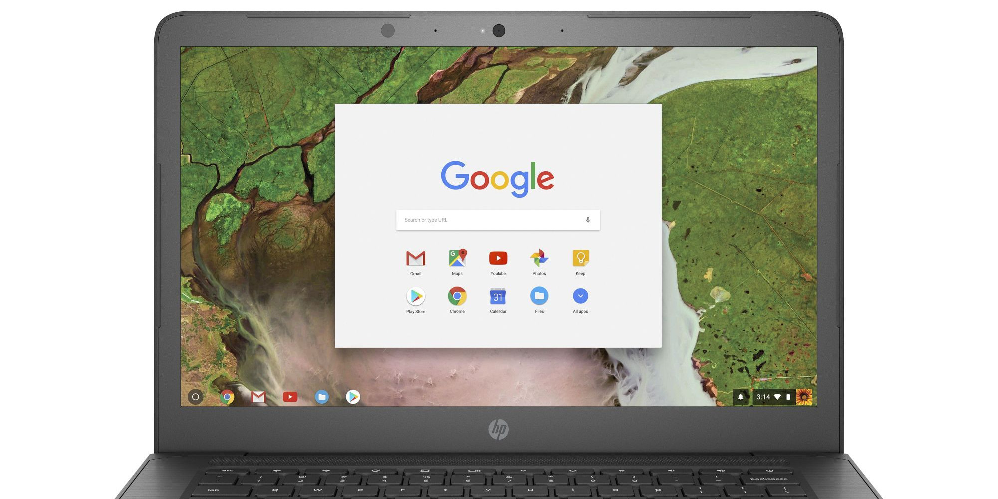 HP Chromebook 14 als erstes Chrome OS-Gerät mit AMD-Prozessor
