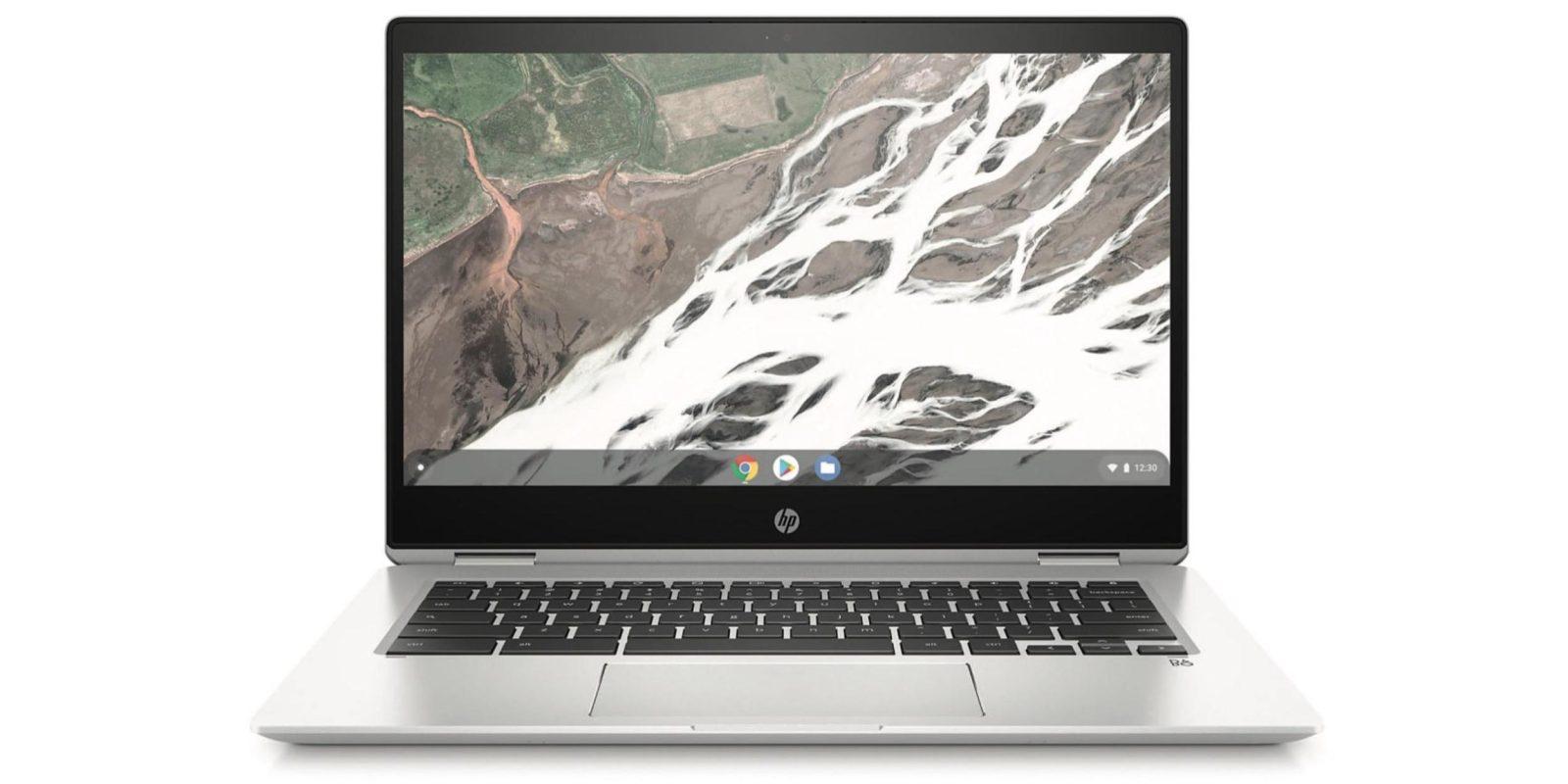 HP Chromebook x360 14 G1 is a premium Chrome OS 2-in-1