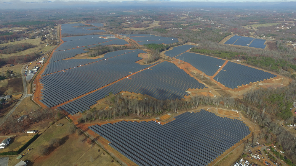 Largest ever solar farms for Google data centers to be built in Alabama and Tennessee