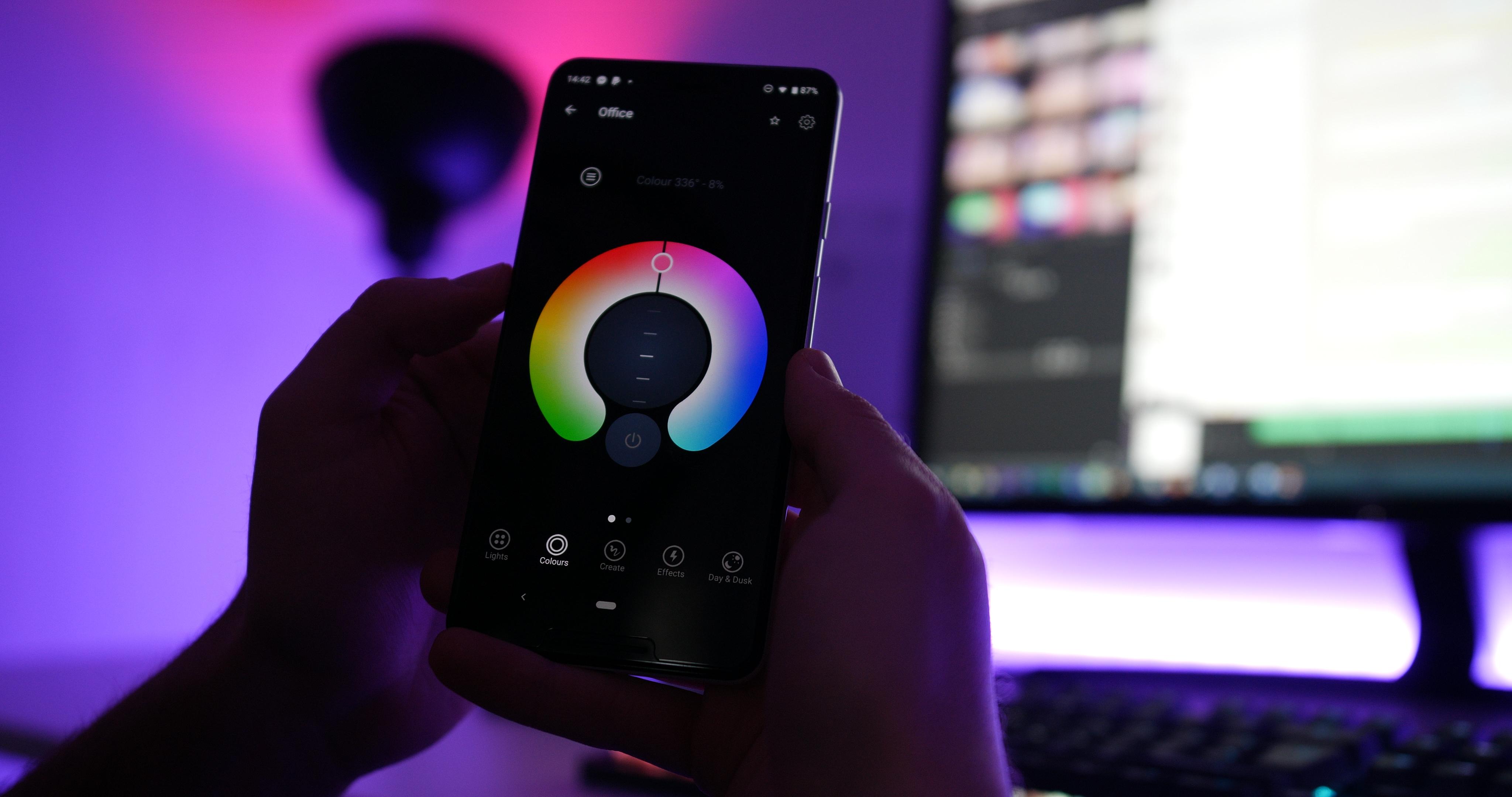 Google Home Essentials: The LIFX Mini smart bulb - 9to5Google