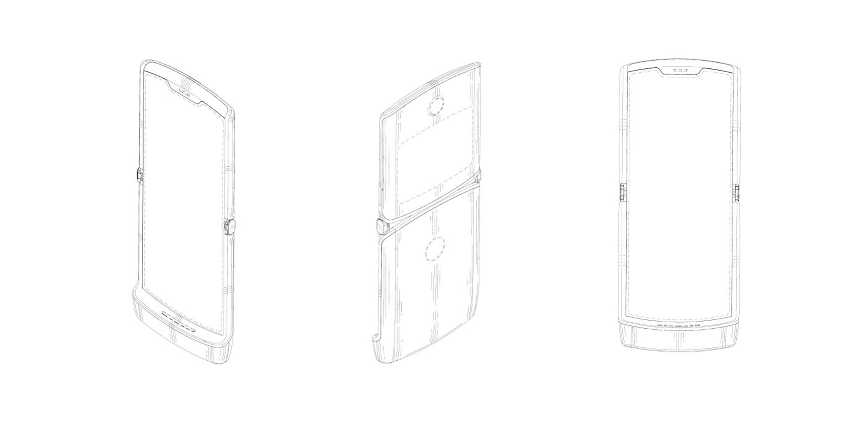 Điện thoại Razr có thể gập lại của Motorola được cho là sẽ ra mắt vào cuối năm 2019 1