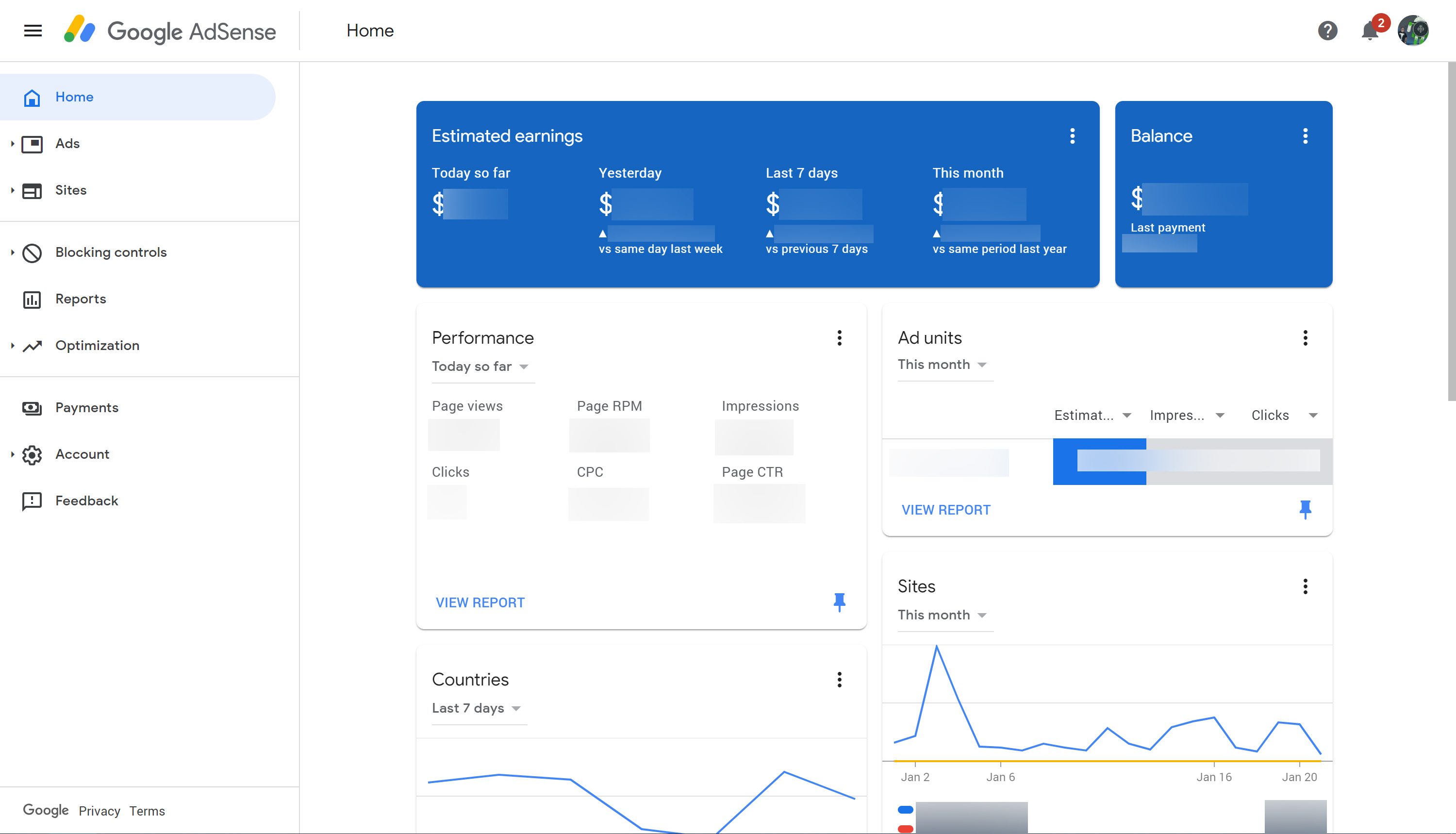 Google AdSense gets Material Theme redesign on the web - 9to
