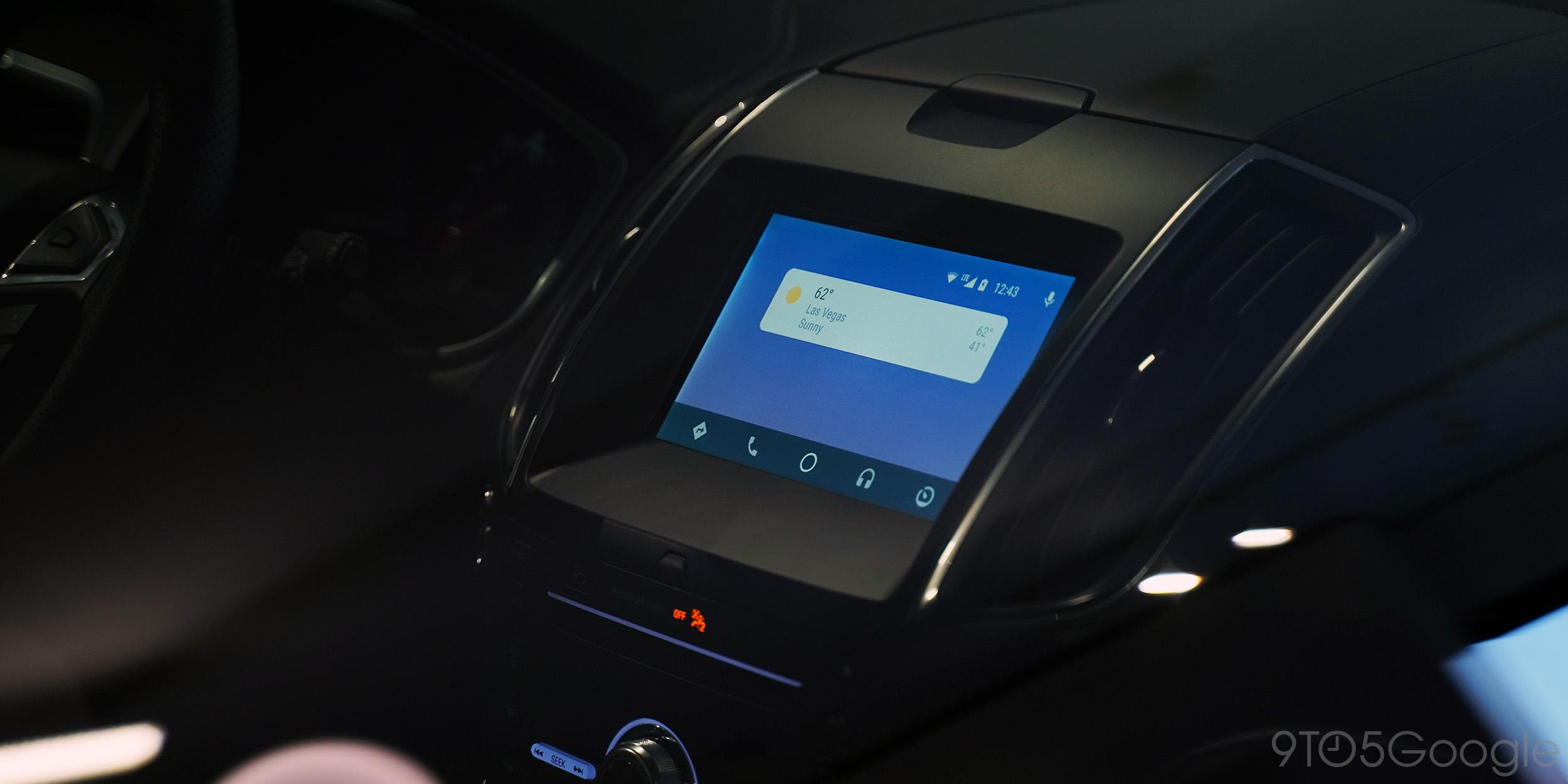 Android Auto-Leckerbissen: Interview enthüllt neue Details zu nativem Android-Gerät im Auto, Einheiten von Drittanbietern