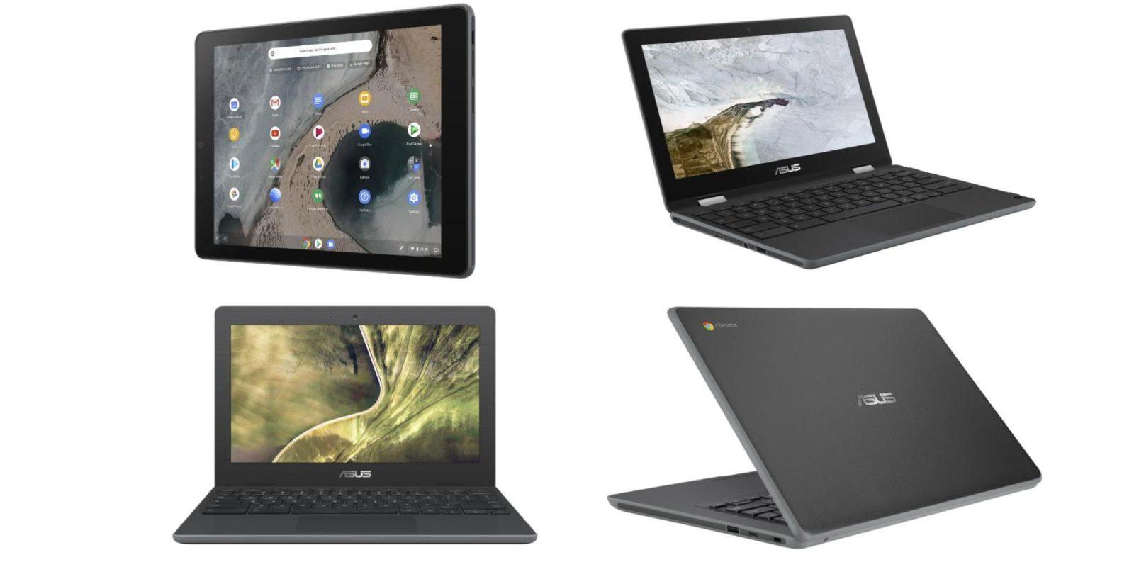 Asus unveils latest education Chromebooks at CES 2019