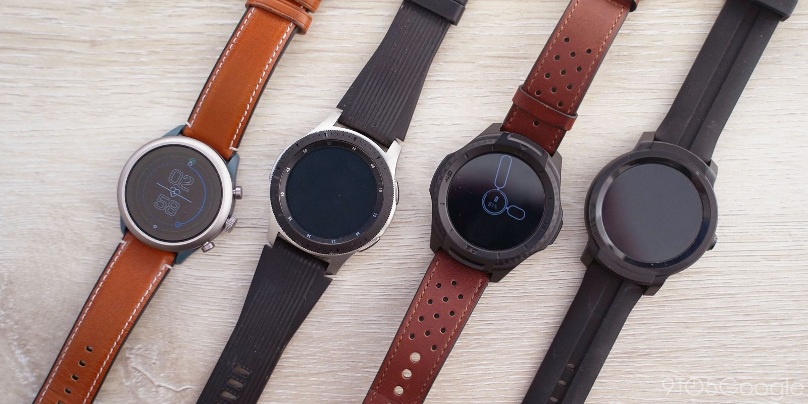 QnA VBage [Update: February 2019] The best smartwatches for Android you can buy today