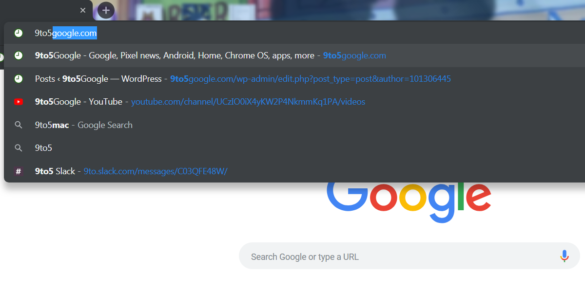 You can enable Chrome's dark mode on Windows [Gallery