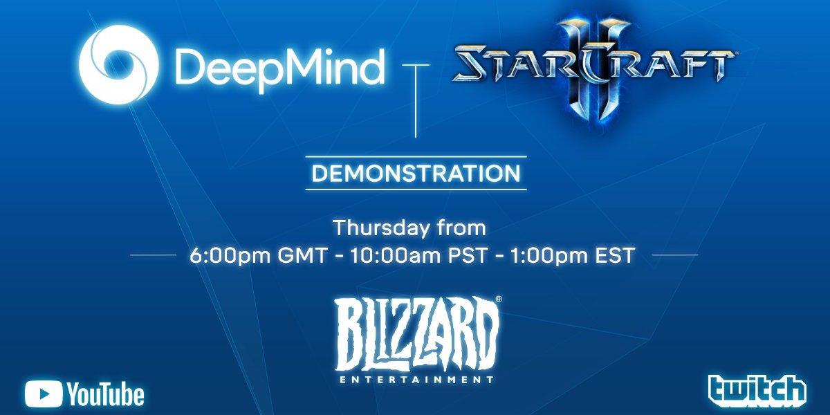 Update: Live] DeepMind demonstrating latest AI progress on