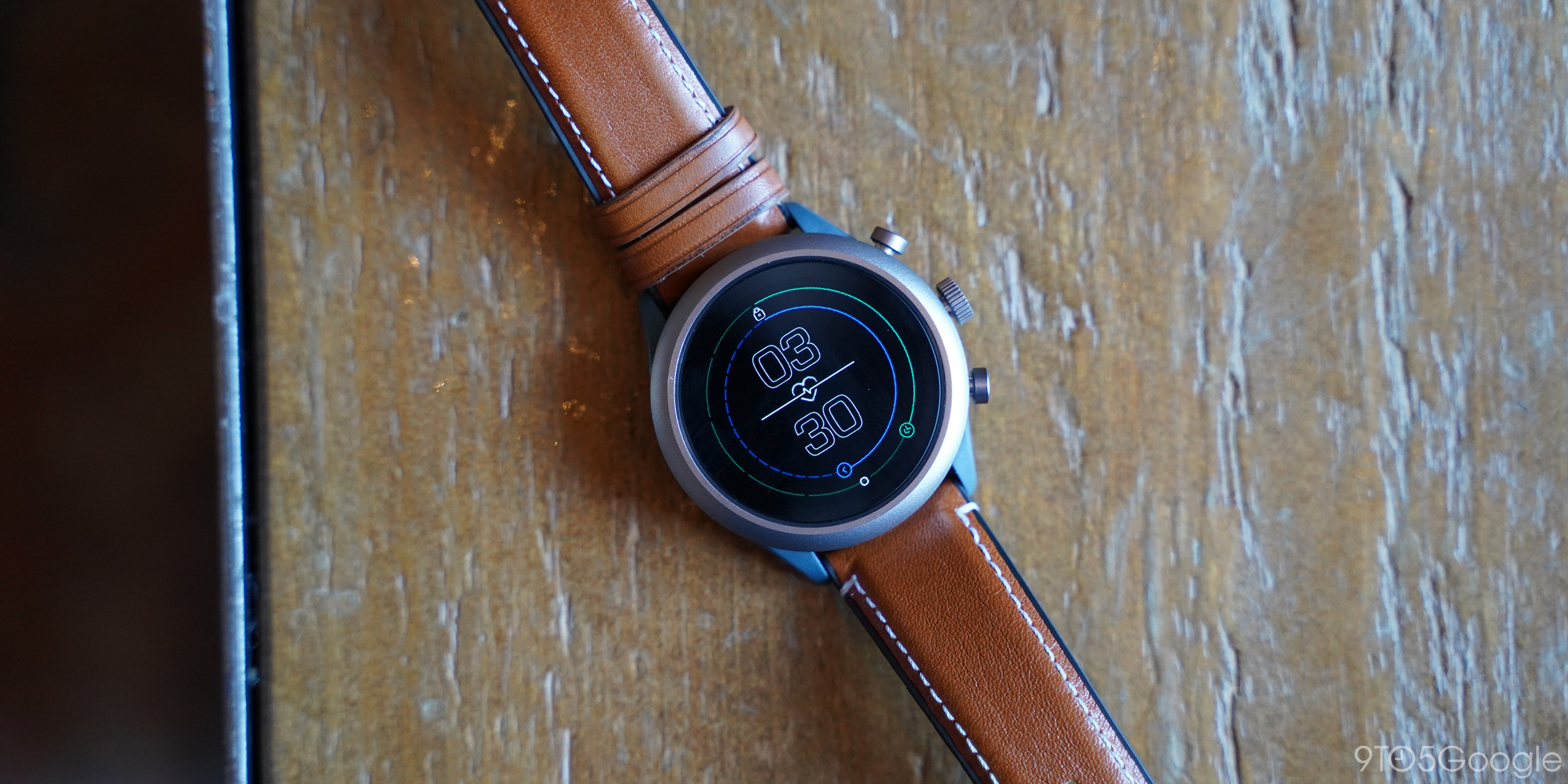 fossil sport wear os watch