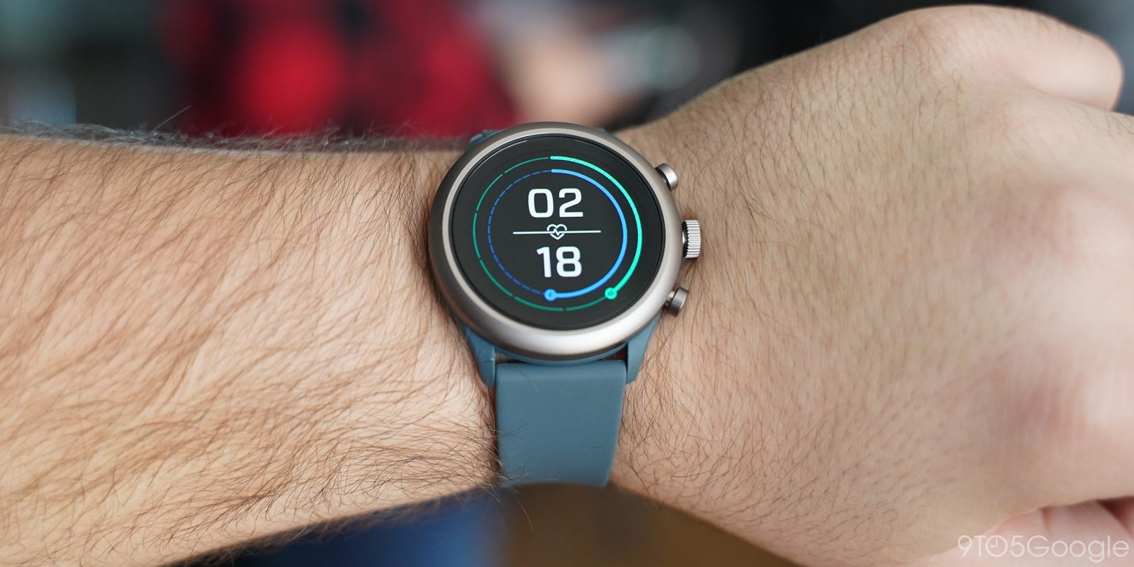 561c96e5f Fossil Sport Review: The best Wear OS watch for most people [Video ...