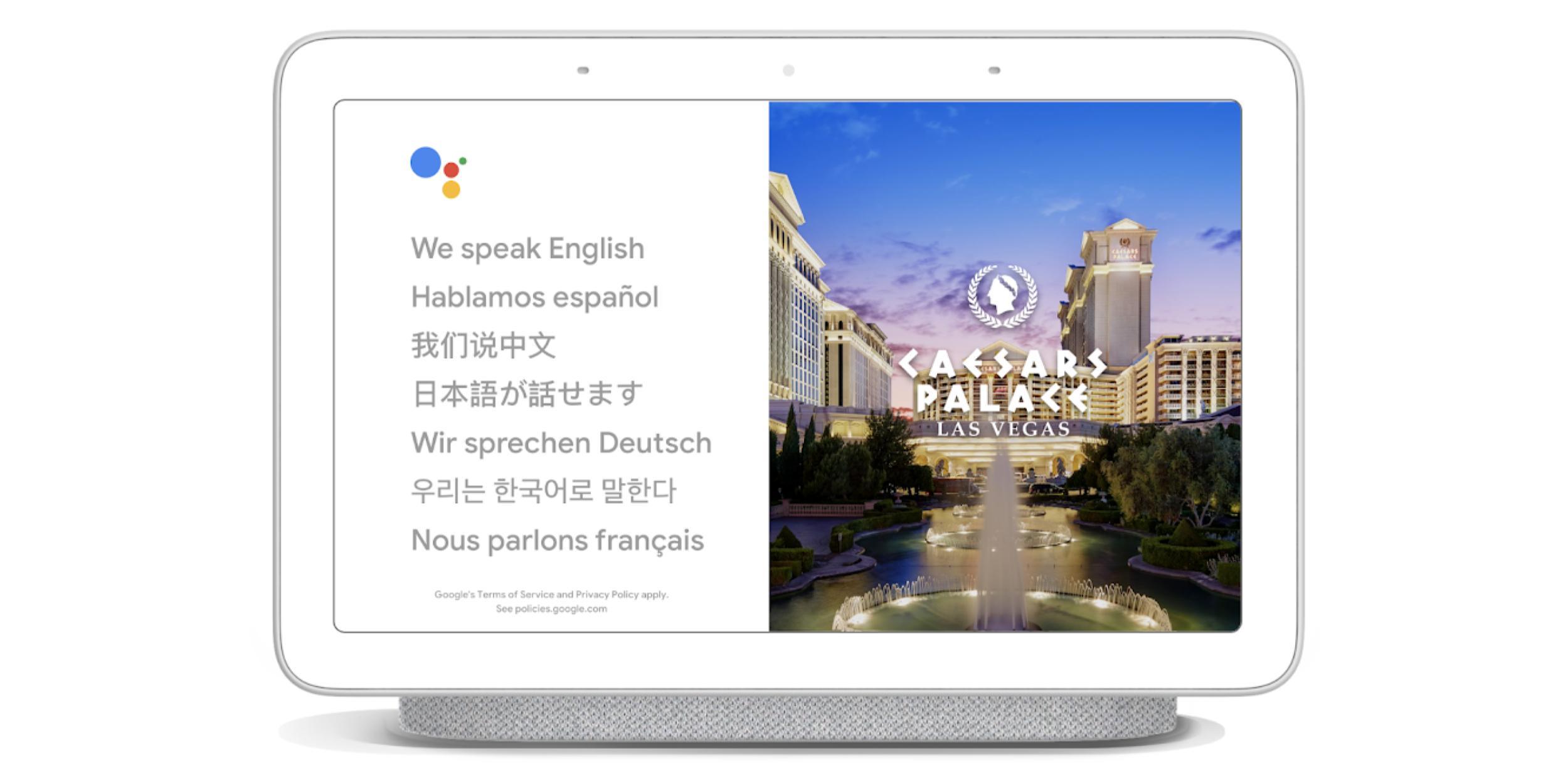Google Assistant's new Interpreter Mode turns Google Home, Smart Displays into a translation tool