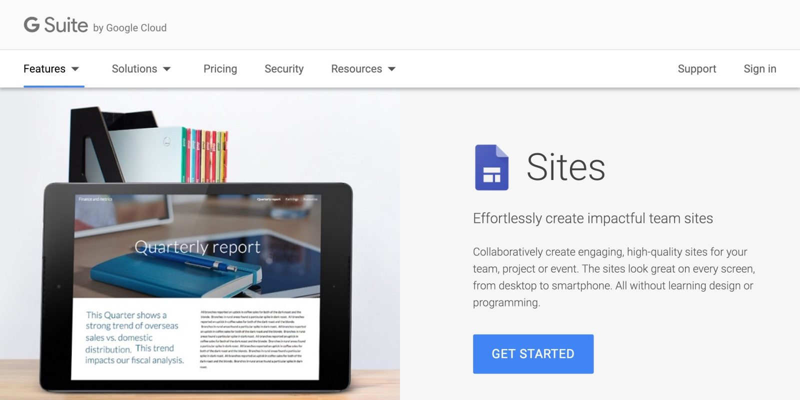 Classic Google Sites Deprecation Pushed Back To 2021 Until Feature