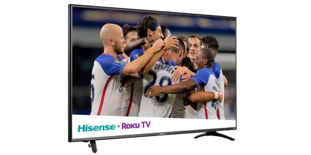 9to5Toys Mittagspause: Hisense 55 ″ 4K Roku UHDTV 300 $, TP-Link Smart Bulb 2-Pack 25 $, Samsung Laserdrucker 45 $, mehr