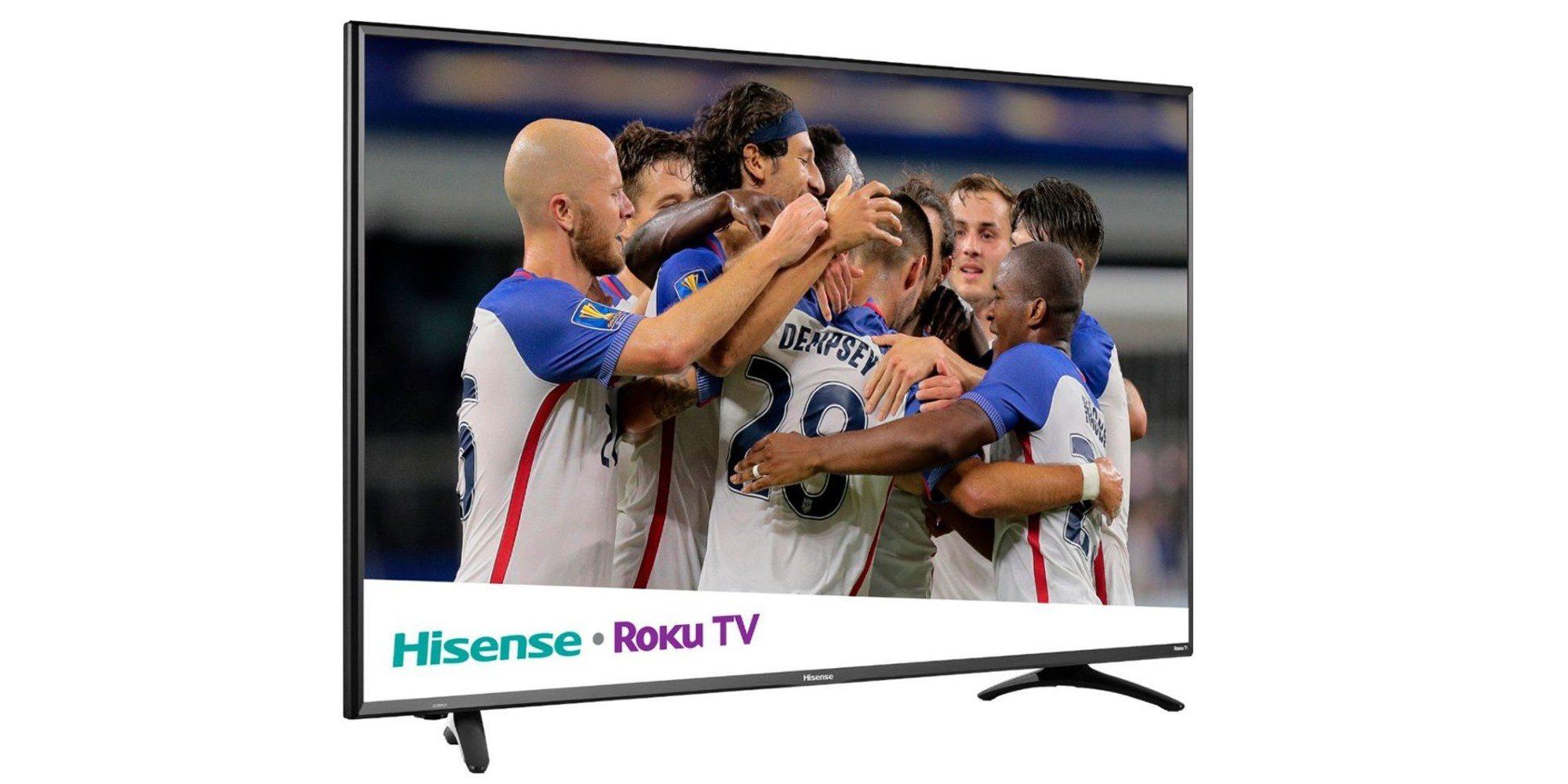 9to5Toys Letzter Anruf: Hisense 55 ″ 4K Roku UHDTV 300 $, TP-Link Smart Bulb 2-Pack 25 $, Samsung Laserdrucker 45 $, mehr