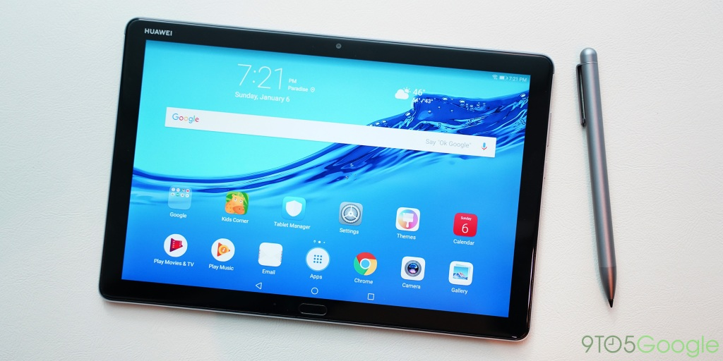 Huawei MediaPad M5 Lite official for $299 w/ 'Kids Corner