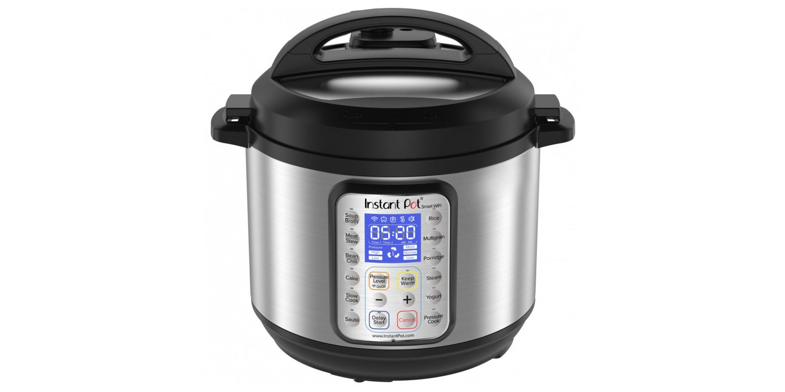 Google Assistant support arrives on Instant Pot Smart WiFi pressure cooker at CES 2019