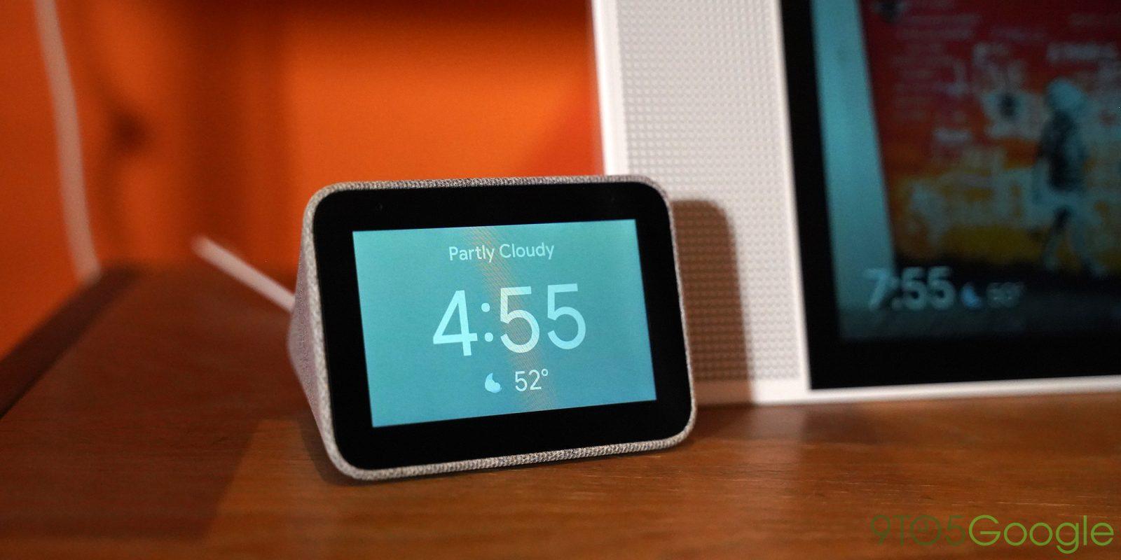 Hands-on: Lenovo Smart Clock is your bedroom Assistant