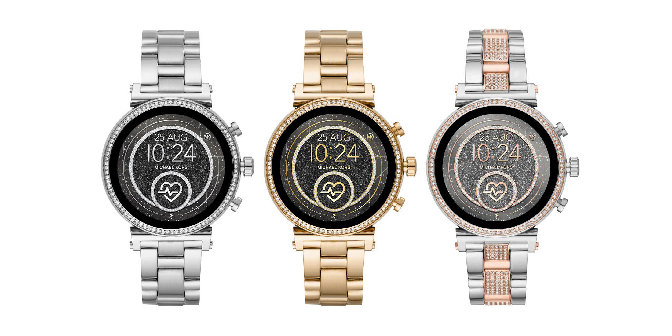 Michael Kors Sofie 2.0 adds NFC, GPS, more for Wear OS