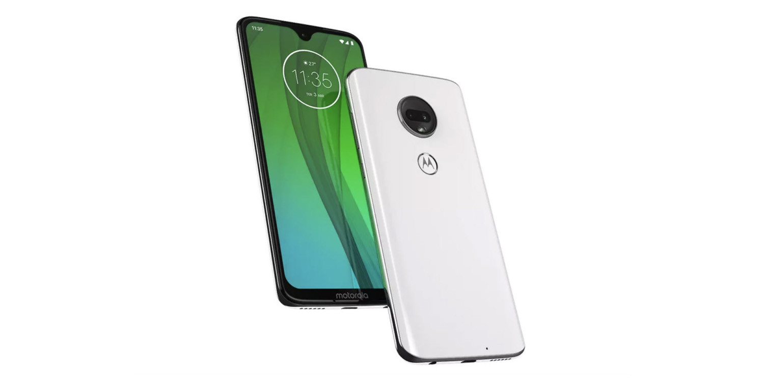 Moto G7 family goes official w/ four models, bigger screens