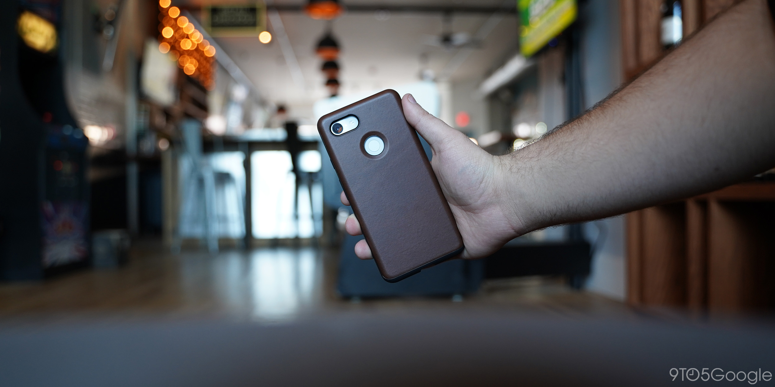 cheap for discount 902a3 a5eee Hands-on: Nomad's 'Made for Google' Pixel 3 case is great, and it's ...