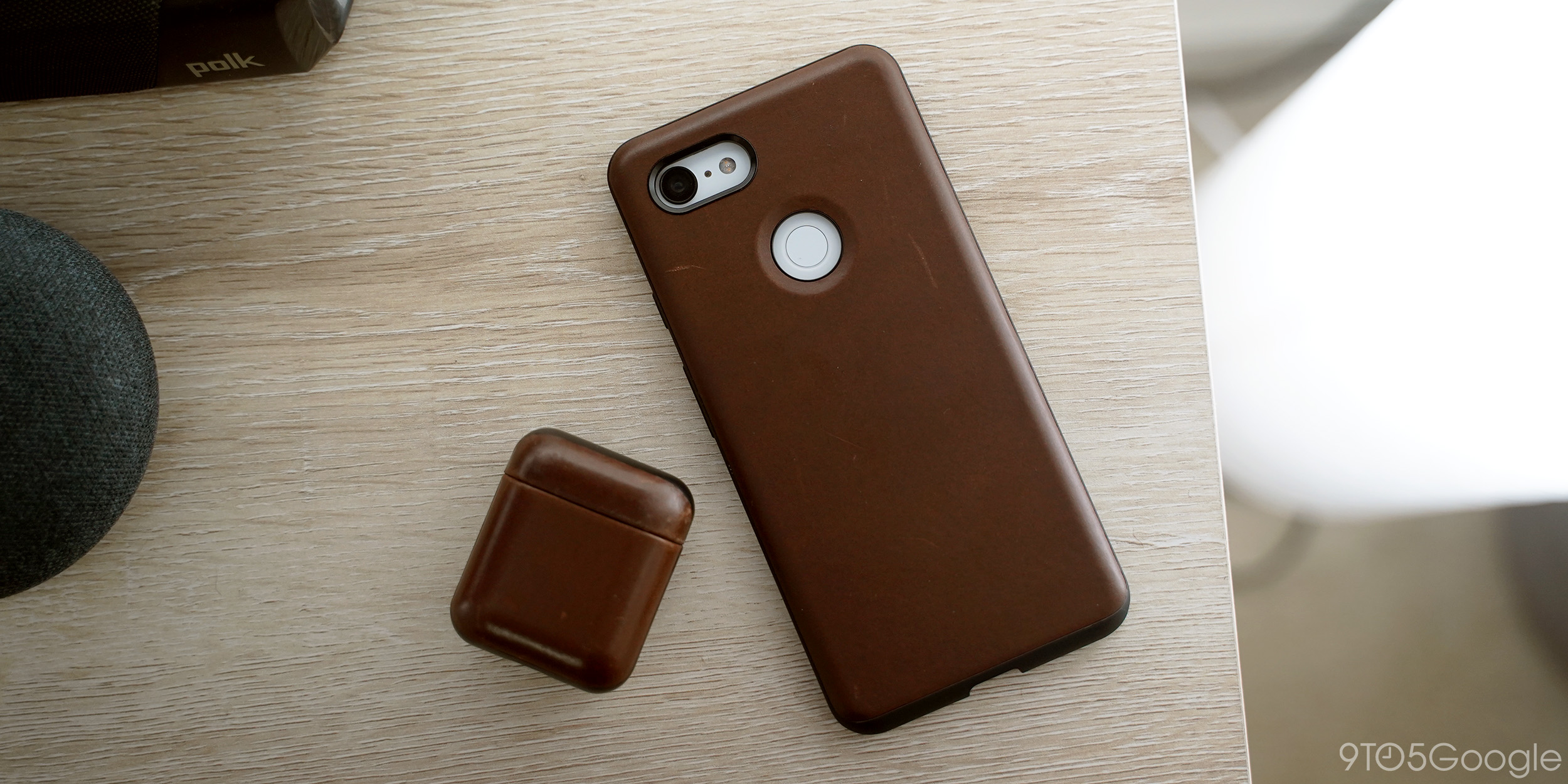 cheap for discount c380d 2ae27 Hands-on: Nomad's 'Made for Google' Pixel 3 case is great, and it's ...