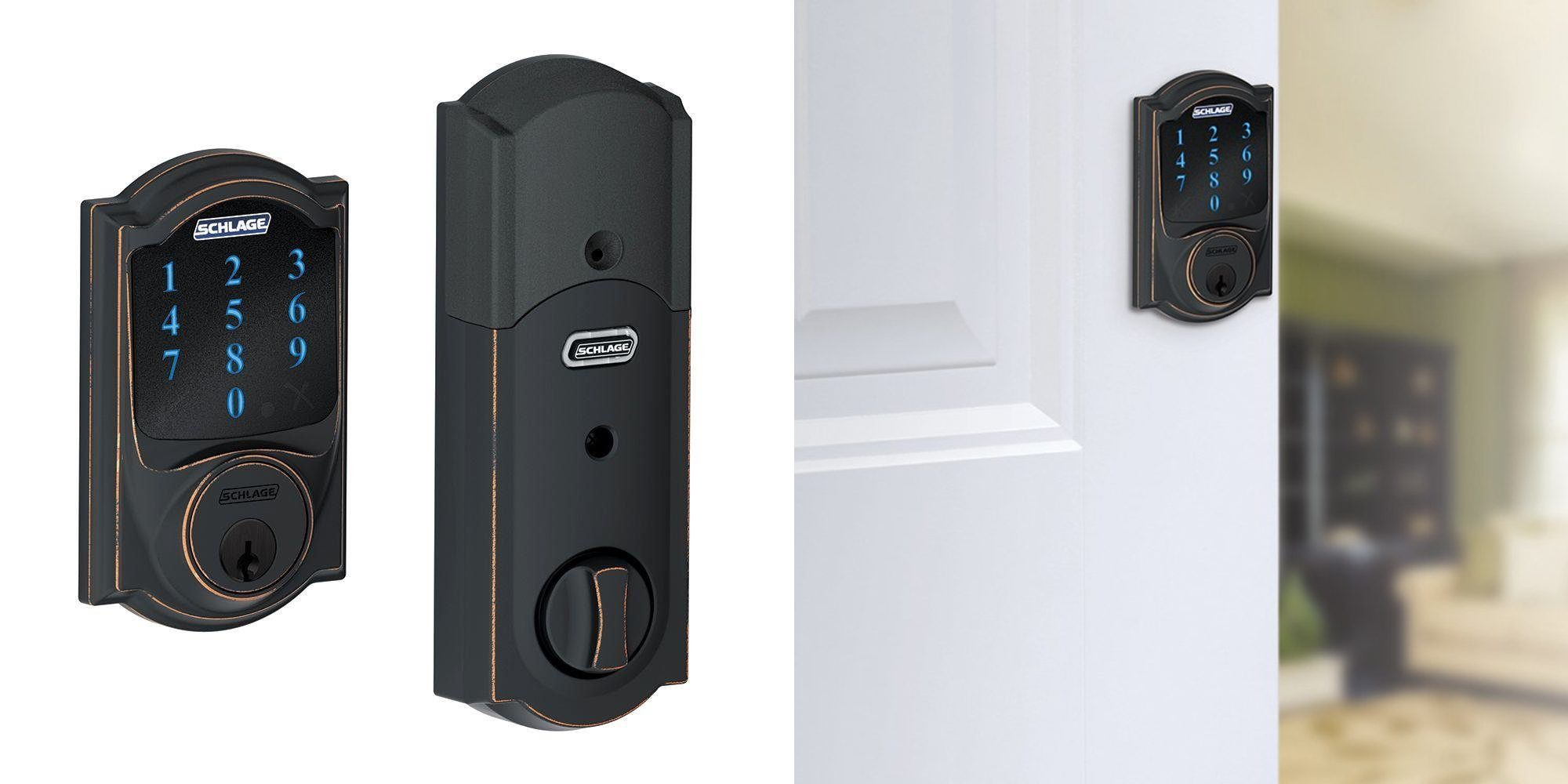 9to5toys Last Call Schlage Smart Locks From 78 Gopro