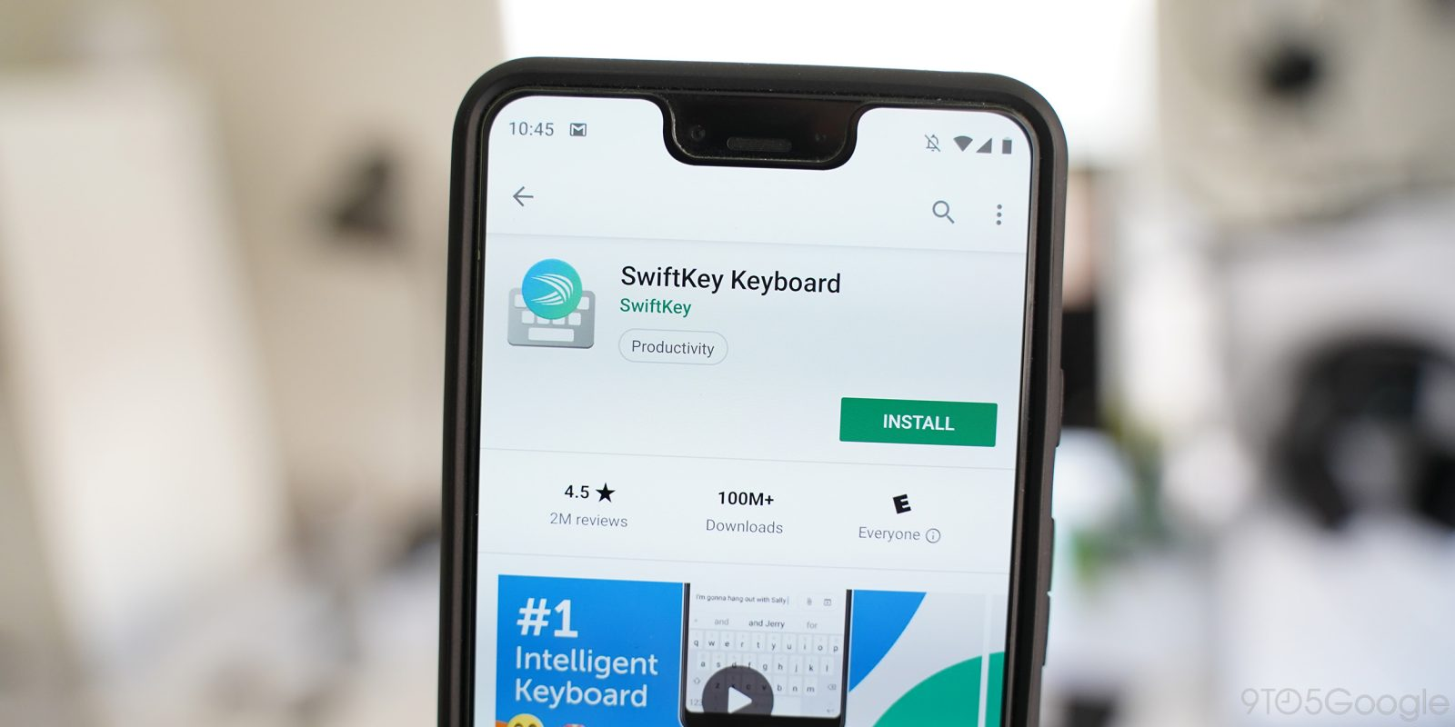 1f14f1faaa4 SwiftKey for Android reveals performance improvements, 50% lag reduction as  update lets you remove Bing button