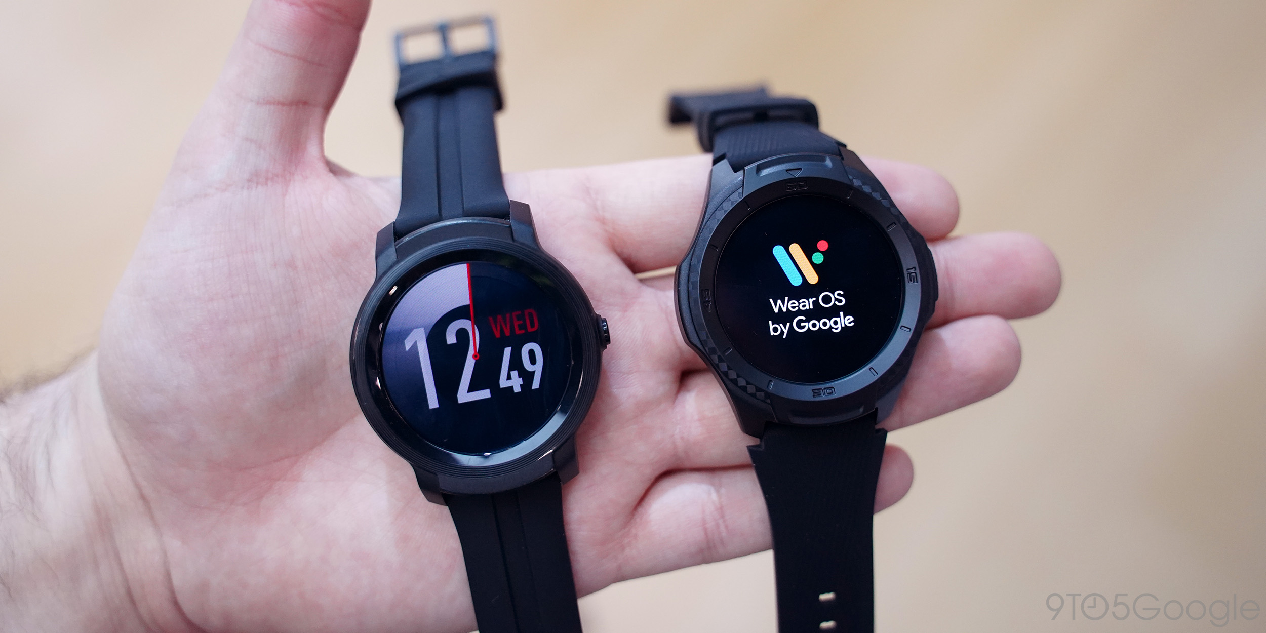 Ticwatch E2 and S2 add new hardware, software features - 9to5Google