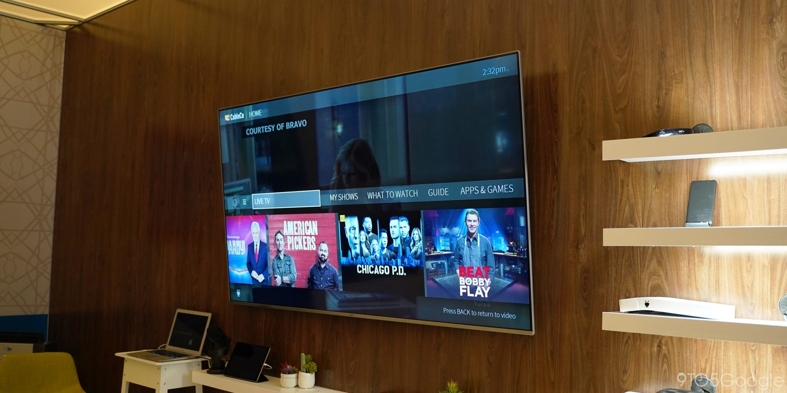 Here's what TiVo is doing with Google's Android TV - 9to5Google