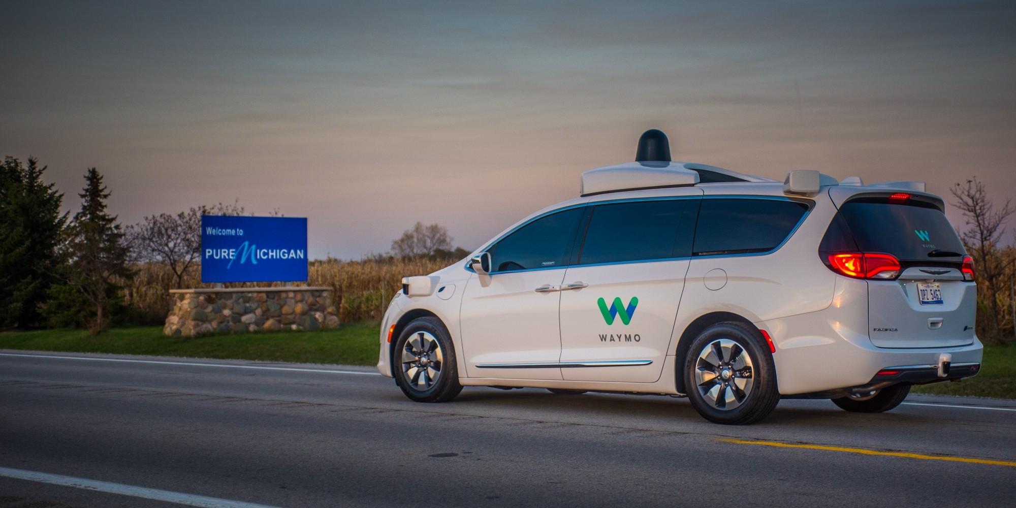 Waymo repurposing Detroit factory to make self-driving cars, opening mid-2019
