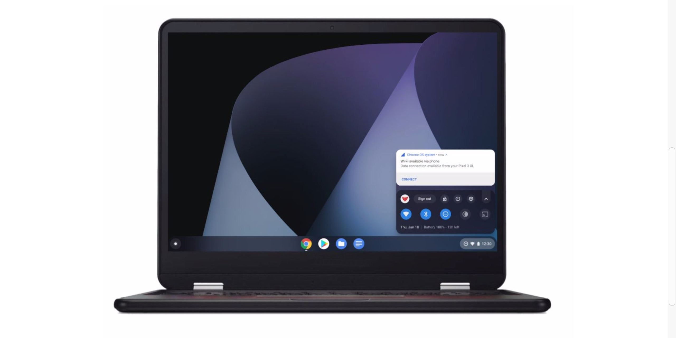 Chrome OS Instant Tethering now available on 15 more