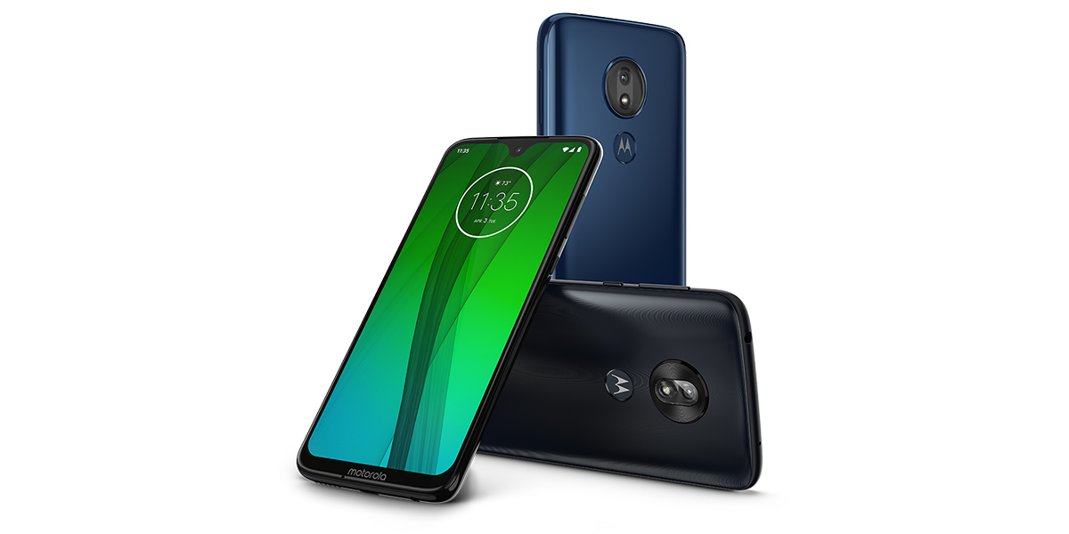 Moto G7, G7 Power, G7 Play