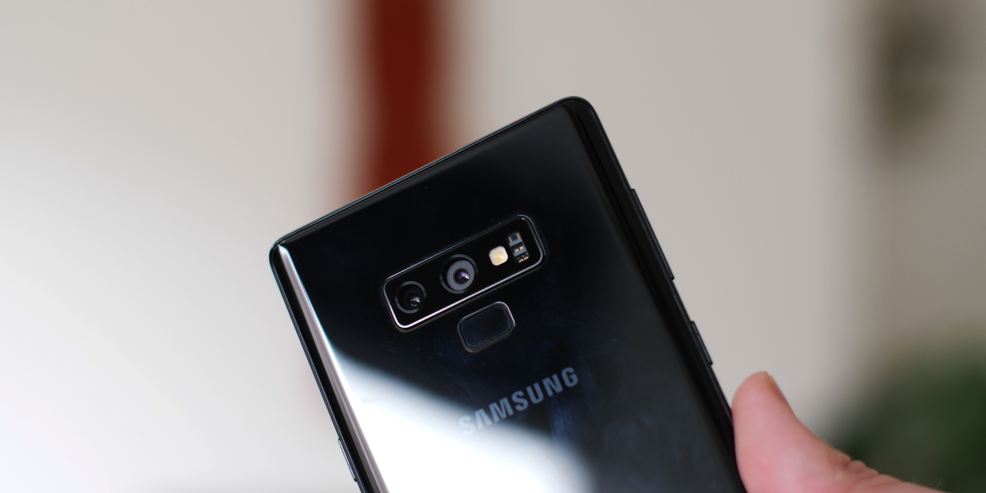 Samsung Galaxy Note 9 Camera performance